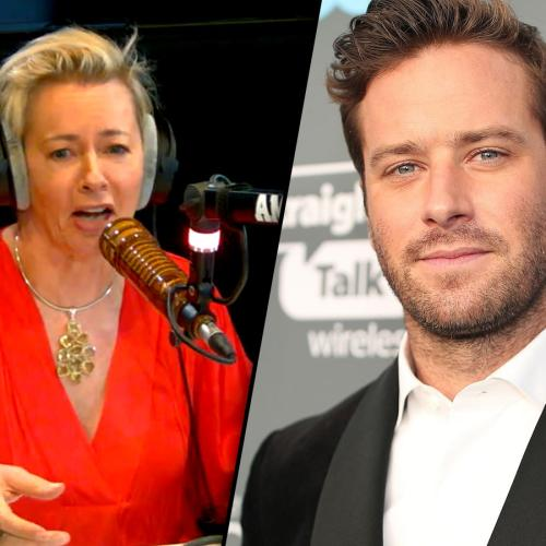 Amanda Keller Weighs In On Armie Hammer's Alleged Cannibalism