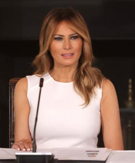 "First Lady Melania Trump ""Disappointed And Disheartened"" By US Capitol Violence"