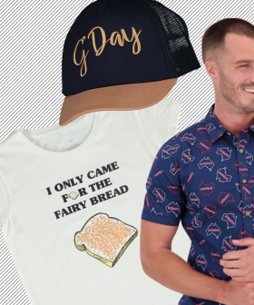 Best & Less Have The Cutest 'Straya Day Range Of Clothing For The Whole Family!