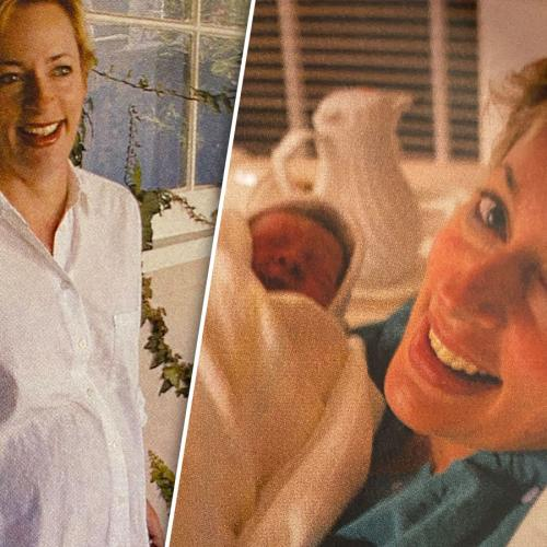 Amanda Keller Recalls The Excruciating Details Of Her Sons Birth