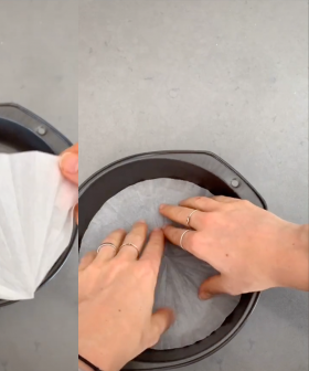 This Viral Baking Paper Hack Will Save So Much Trouble In The Kitchen
