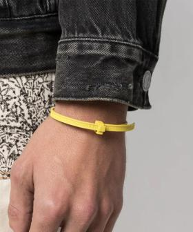 Fashion Label Who's Clearly Never Heard Of Bunnings Are Flogging Cable Tie Bracelets For $465