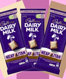 Cadbury's Released Neapolitan Blocks Which Is Exactly What 2021 Ordered