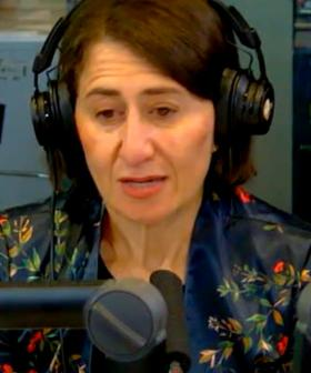 """There's Funding To Support You"": NSW Premier Gladys Berejiklian Explains COVID-19 Support"