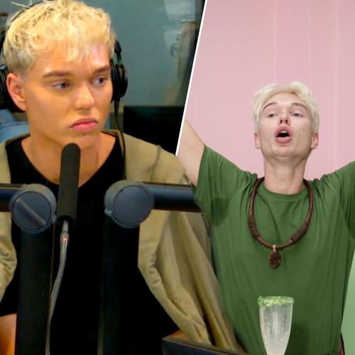 """I Was Happy To Go Home"": Jack Vidgen Reveals The TRUTH About Life On 'I'm A Celeb'"