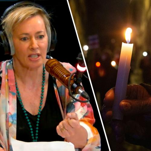 Amanda Keller SLAMS Holocaust Deniers And Antisemitism