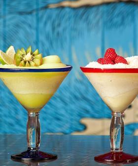El Camino Cantina Is Doing Iced Vovo & Caramello Koala Margaritas
