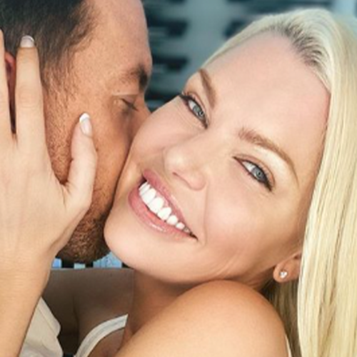"""So Happy"": Sophie Monk Reveals She Is Engaged To Joshua Gross"