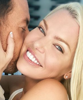 """""""So Happy"""": Sophie Monk Reveals She Is Engaged To Joshua Gross"""