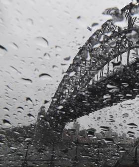 Fears Of Flash Flooding As Australia Set To Receive Torrential Rain