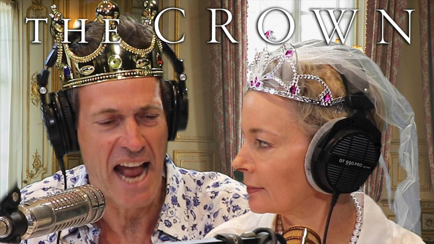 Jonesy & Amanda In Netflix's 'The Crown'