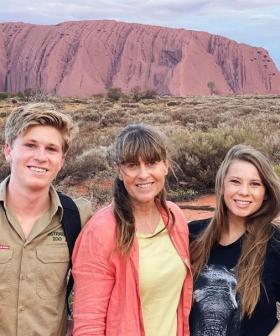 The ADORABLE Name Bindi Irwin's Daughter Will Call 'Grandma' Terri!
