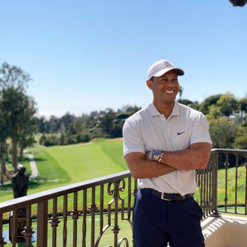 Tiger Woods Hospitalised After Car Accident With Multiple Leg Injuries
