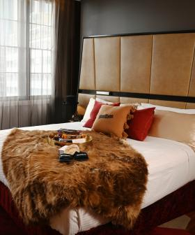 QT Hotel Has Made A Luxuriously Delicious Tim Tam Hotel Room!