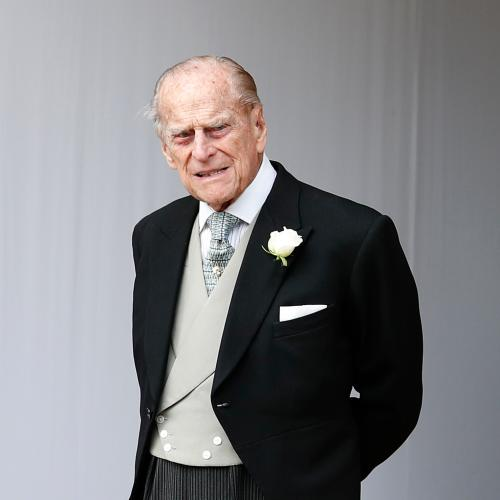 Prince William Gives An Update On Prince Philip's Health After Sixth Night In Hospital