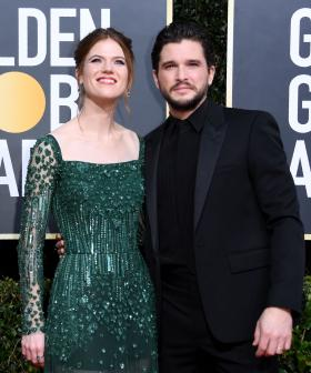 'Game of Thrones' Stars Rose Leslie & Kit Harington Welcome Their First Child