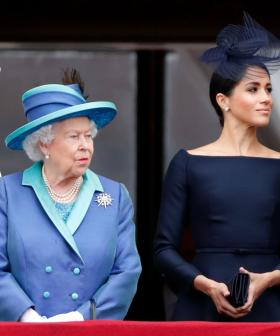 The Queen's Stealing The Spotlight From Harry And Meghan