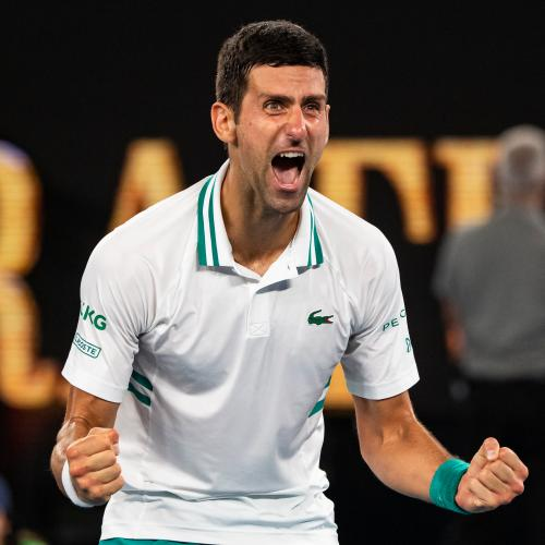 Novak Djokovic Crushes Medvedev In Australian Open Final