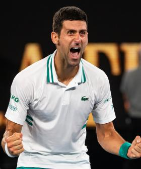 Novak Djokovic Crushes Medvedev In Australian Open Final