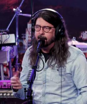 Foo Fighters Want These Two LEGENDS To Induct Them Into Hall Of Fame