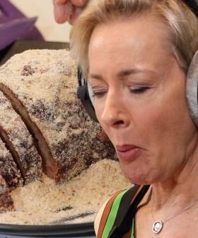 Amanda Keller Makes Her Late Mum's Aberdeen Sausage Live On Air!