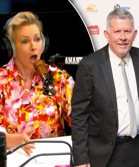 Amanda Keller Has A Bone To Pick With Her Husband