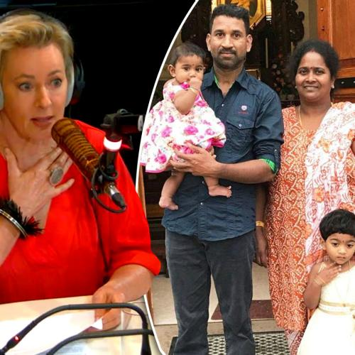 Amanda Keller's Emotional Plea To Allow A Tamil Family To Return To Biloela