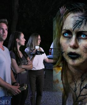 Here's Your First Look At Angie Kent's Feature Film Debut 'The Possessed' With Lincoln Lewis