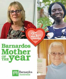 Barnardos CEO Reveals The REAL Reason Why They Are Scrapping 'Mother Of The Year' Awards