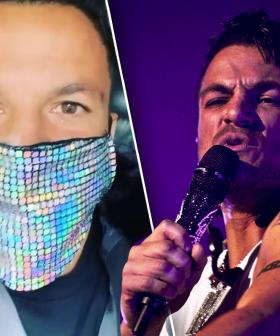 """I Still Have No Sense Of Smell"": Peter Andre Opens Up About His Battle With COVID-19"