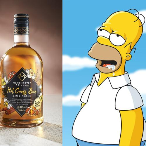 ALDI Has Hot Cross Bun Gin And They're Practically Giving It Away For Nothing!