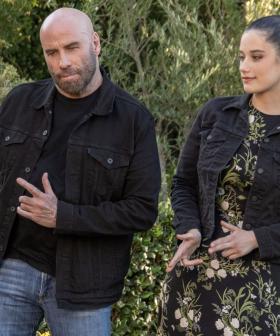 John Travolta & Daughter Ella Do 'Grease' Dance In New Super Bowl Ad