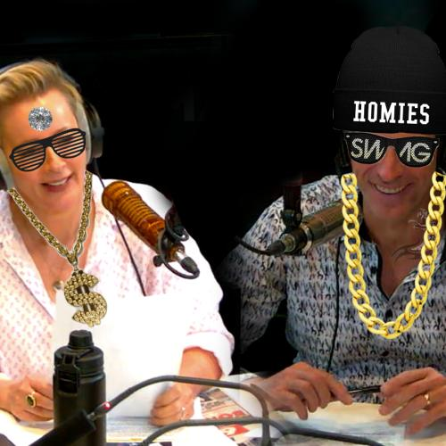 What Do You Think Of Jonesy & Amanda's Rap Names?