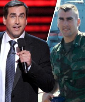 Rob Riggle On The Struggles Of Being A Marine While Doing 'Saturday Night Live'