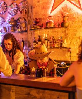 Yee-Haw! Sydney's Got A New Wild West Themed Bar!