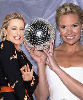 Amanda Keller Confronts Sonia Kruger About Her New 'Dancing With The Stars' Hosting Gig