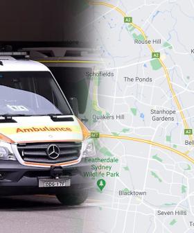 Man Partially Amputates Hand In Sydney's North West