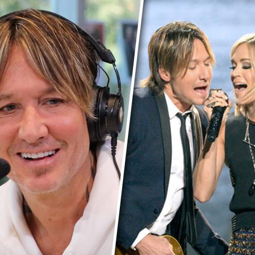You Won't Believe WHERE And How QUICKLY Keith Urban Wrote 'The Fighter'!