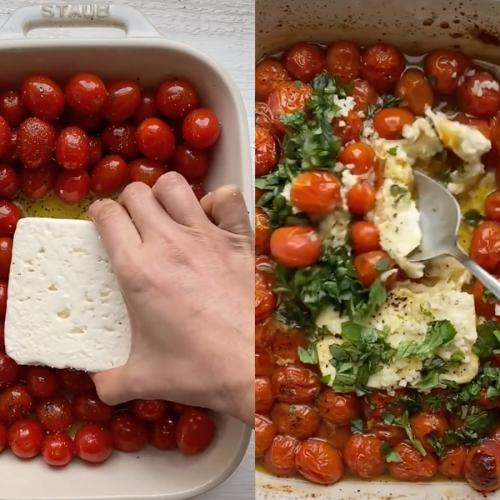 This Baked Feta Pasta Sauce Has Gone Viral And It Sounds Delicious!