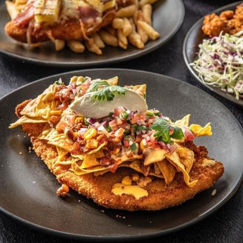 Sydney Is Getting Its Very Own CHICKEN SCHNITTY FESTIVAL!