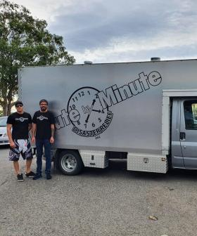 We Give Back To Inspirational Man Who Supports Those Affected By Bushfires