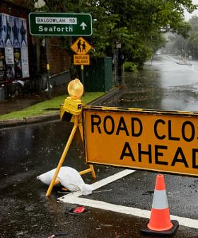 """Prepare To Evacuate"": Sydney Flooding Could Worsen As Dams Begin To Overflow"