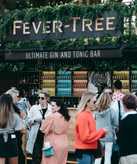 There's A Gin + Tonic Festival Coming To SYDNEY!