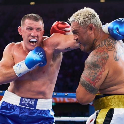 """""""I've Been Training Pretty Hard"""": Paul Gallen Reveals How He's Preparing For His Upcoming Fight"""