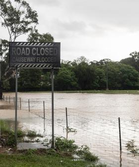 Here's A List Of Current NSW Road Closure Due To Heavy Rain!