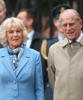 """Camilla Reveals That Prince Philip's """"Slightly Improving"""" But His Treatment """"Hurts"""""""