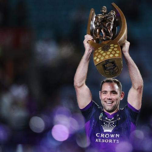 NRL Star Cameron Smith Announces His Retirement