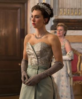Princess Margaret (Vanessa Kirby) Reacts To Harry & Meghan Watching The Crown!