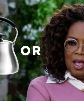 Oprah Or A Kettle? We Bet You Can't Hear The Difference!