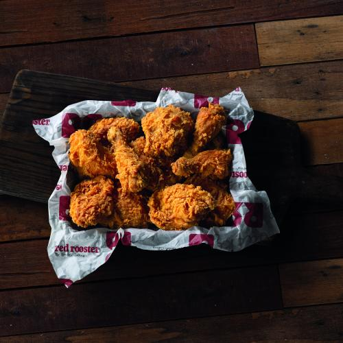 You Can Now Buy Crunchy Fried Chicken From Red Rooster!
